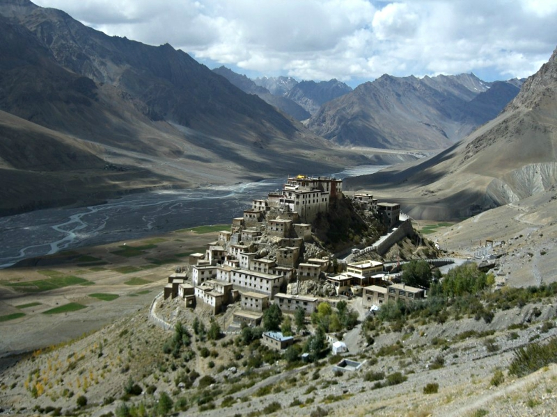 Lahaul-Spiti Valley