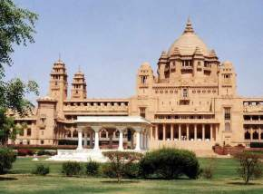 The Jaswant Thada, Jodhpur