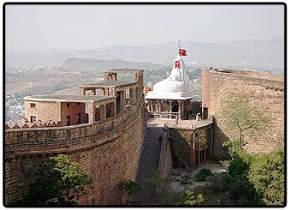 Chamunda Mataji Temple, Jodhpur