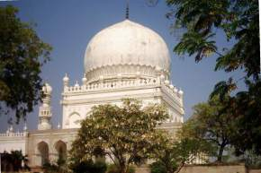qutb-shahi-tombs, hyderabad