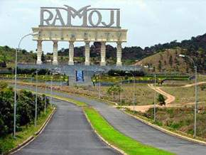 Ramoji Film City, Hyderabad