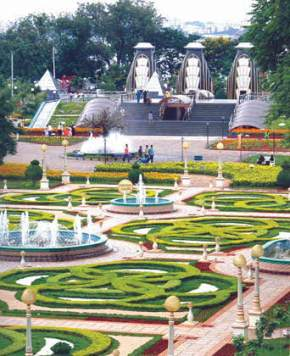 attractions--Hyderabad