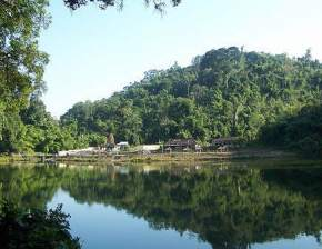 attractions-Ganga-Lake-Itanagar