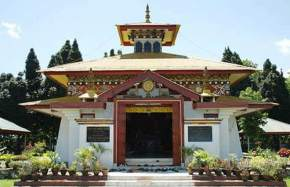 buddhist-temple, itanagar