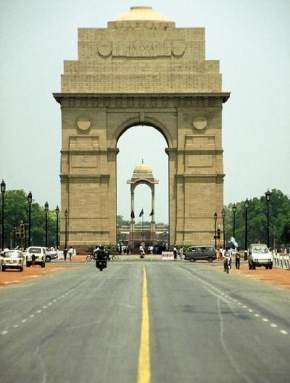 india-gate, delhi