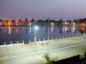budhapara-lake, raipur