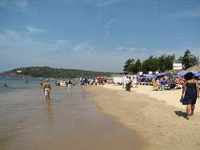 baga-beach, goa