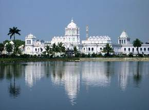 Ujjayanta Palace Agartala, Agartala