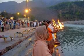 Triveni Ghats, Rishikesh