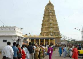 attractions-Chamundeshwari-temple-Mysore