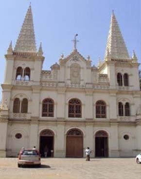 St Francis Church Kochi, Kochi