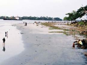 Kochi Beach Kochi, Kochi
