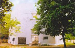 Pallipuram Fort, Kochi