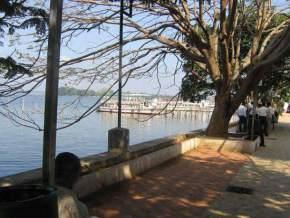 Bolghatty Island Kochi, Kochi