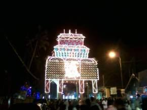 Kaduthuruthy Shiva Temple Kochi, Kochi