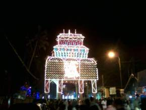 kaduthuruthy-shiva-temple, kochi