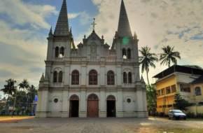 santa-cruz-basilica, kochi