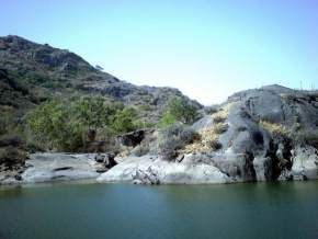Mount Abu Wildlife Sanctuary, Mount Abu