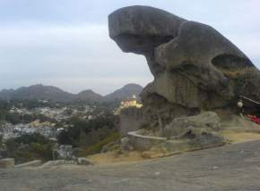 toad-rock, mount-abu
