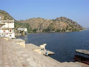 jaisamand-lake, udaipur