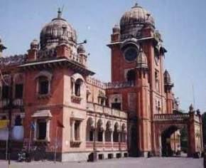 Gandhi Town Hall, Indore