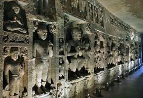 ajanta-caves, aurangabad