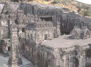 attractions-Ellora-Caves-Aurangabad