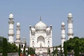 bibi-ka-maqbara, aurangabad