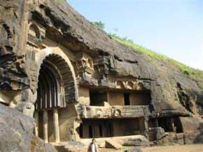 bhaja-caves, lonavala