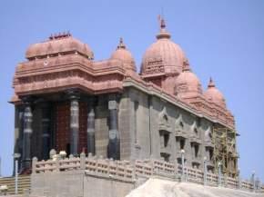 Vivekananda Memorial Kanyakumari, Kanyakumari