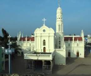 st-xavier-church, kanyakumari