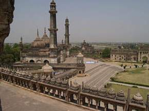 kaiserbagh-palace, lucknow