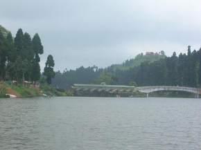 senchel-lake, darjeeling
