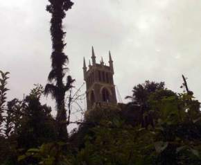 catholic-church, kalimpong