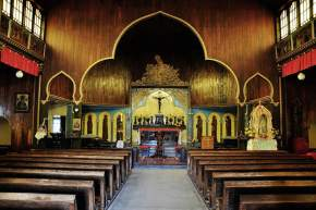 st-theresa-church, kalimpong