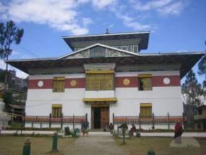 thongsha-gompa, kalimpong