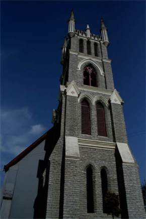 mac-farlen-church, kalimpong