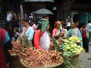 bara-bazaar, shillong