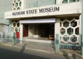 mizoram-state-museum, aizawl