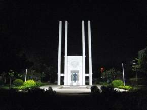 french-war-memorial, puducherry