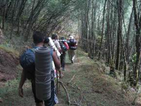 trekking-munnar