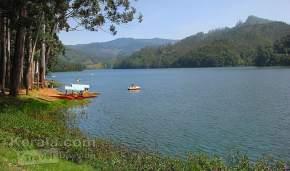 kundala-lake, munnar