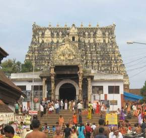 shri-padmanabhaswamy-temple, trivandrum