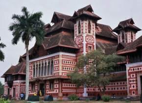 napier-museum, trivandrum