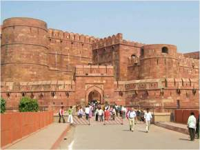agra-fort, agra