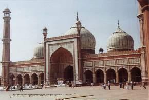 jama-masjid, agra