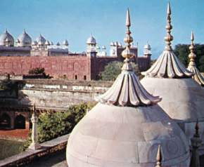 moti-masjid, agra