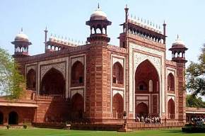 attractions--Agra