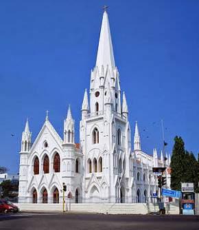 santhome-cathedral-basilica, chennai