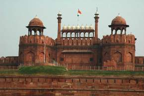red-fort, delhi